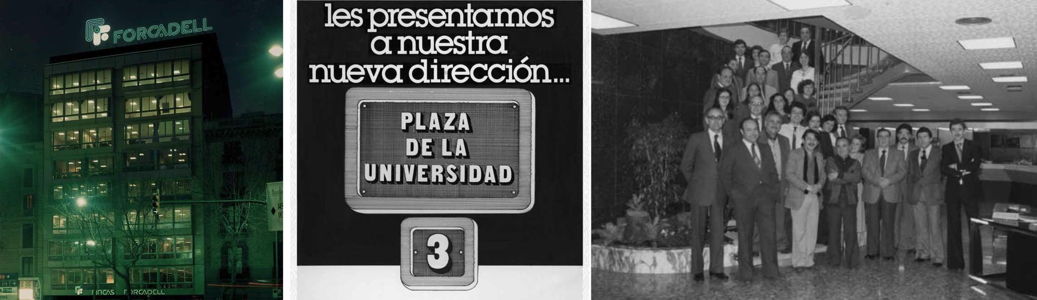 Historia de la consultora inmobiliaria forcadell forcadell - Inmobiliaria origen ...